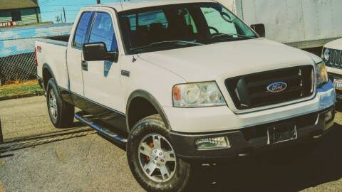 2004 Ford F-150 for sale at Paisanos Chevrolane in Seattle WA