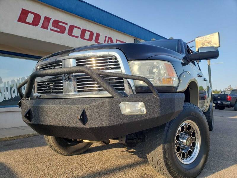 2011 RAM Ram Pickup 2500 for sale at Discount Motors in Pueblo CO