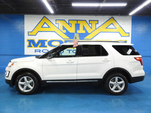 2016 Ford Explorer for sale at ANNA MOTORS, INC. in Detroit MI