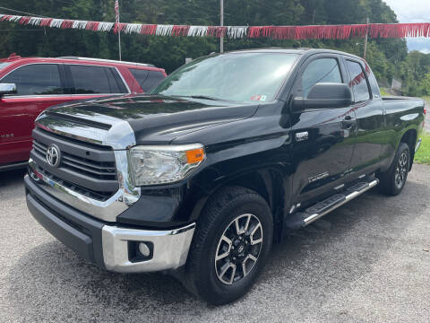 2014 Toyota Tundra for sale at Turner's Inc in Weston WV
