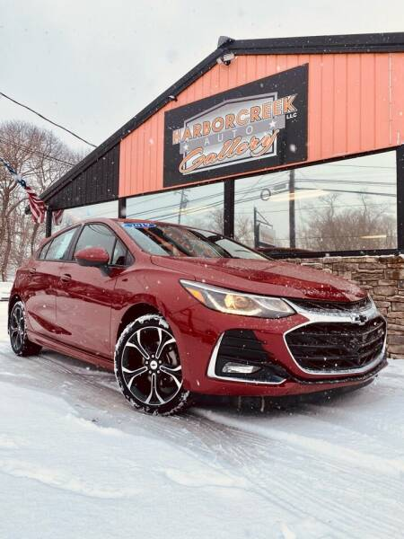 2019 Chevrolet Cruze for sale at Harborcreek Auto Gallery in Harborcreek PA