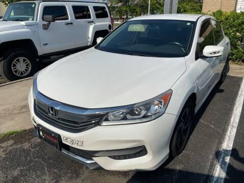 2016 Honda Accord for sale at DC Motors in Springfield VA