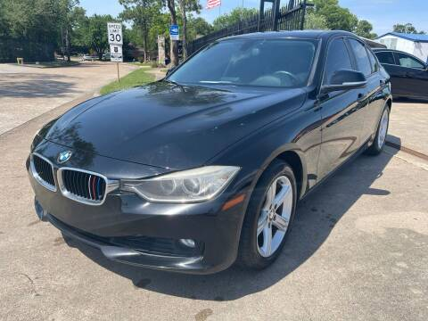 2014 BMW 3 Series for sale at Newsed Auto in Houston TX