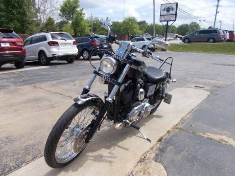 2003 Harley Davidson XL1200C for sale at High Country Motors in Mountain Home AR