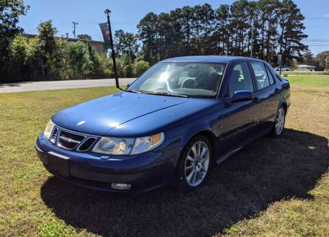 2003 Saab 9-5 for sale at Hal's Auto Sales in Suffolk VA