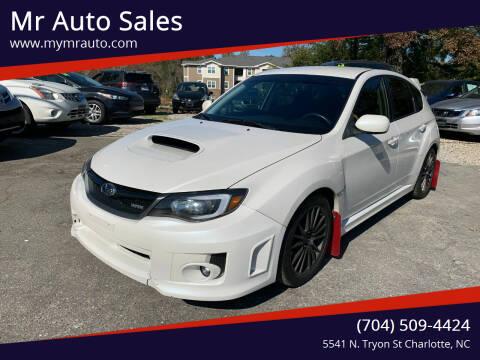 2011 Subaru Impreza for sale at Mr Auto Sales in Charlotte NC