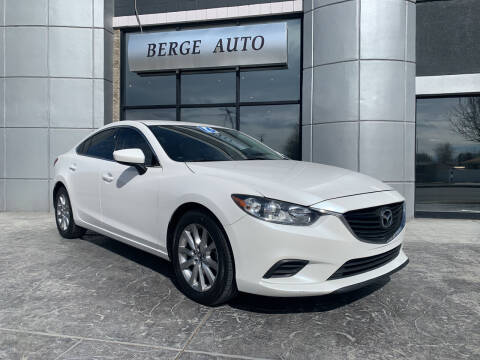 2016 Mazda MAZDA6 for sale at Berge Auto in Orem UT