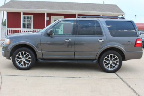 2016 Ford Expedition for sale at AMT AUTO SALES LLC in Houston TX