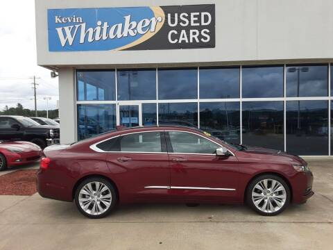 2016 Chevrolet Impala for sale at Kevin Whitaker Used Cars in Travelers Rest SC
