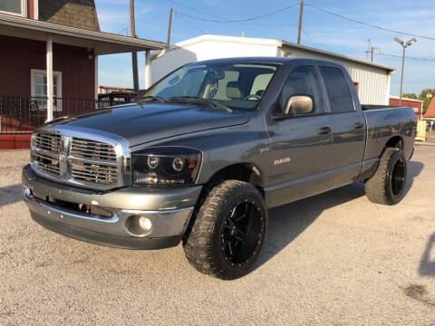 2008 Dodge Ram Pickup 1500 for sale at Decatur 107 S Hwy 287 in Decatur TX