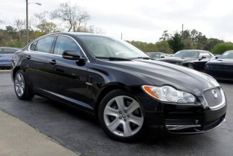 2011 Jaguar XF for sale at CU Carfinders in Norcross GA