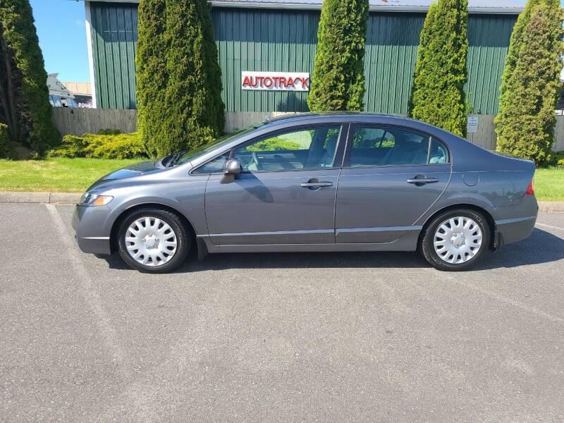 2009 Honda Civic for sale at AUTOTRACK INC in Mount Vernon WA