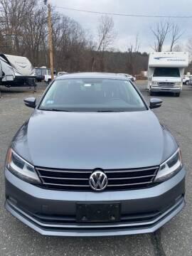 2015 Volkswagen Jetta for sale at Worthington Air Automotive Inc in Williamsburg MA