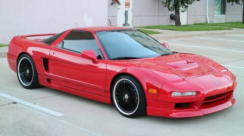 1993 Acura NSX for sale at NJ Enterprises in Indianapolis IN