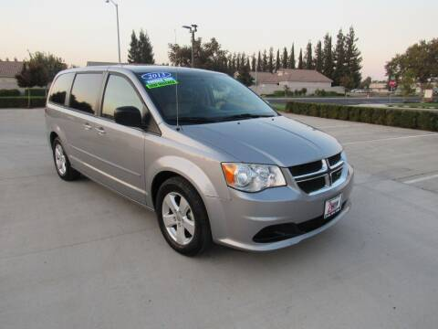 2013 Dodge Grand Caravan for sale at 2Win Auto Sales Inc in Oakdale CA