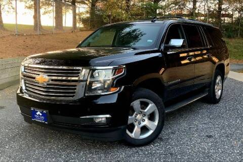 2016 Chevrolet Suburban for sale at TRUST AUTO in Sykesville MD