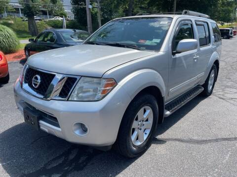 2010 Nissan Pathfinder for sale at Premier Automart in Milford MA