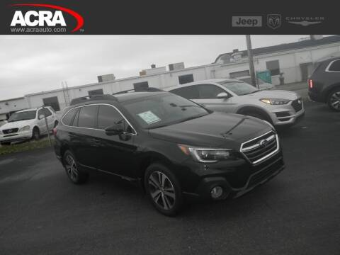 2018 Subaru Outback for sale at BuyRight Auto in Greensburg IN
