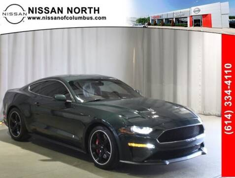 2019 Ford Mustang for sale at Auto Center of Columbus in Columbus OH