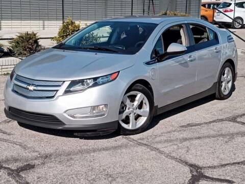 2013 Chevrolet Volt for sale at Clean Fuels Utah in Orem UT