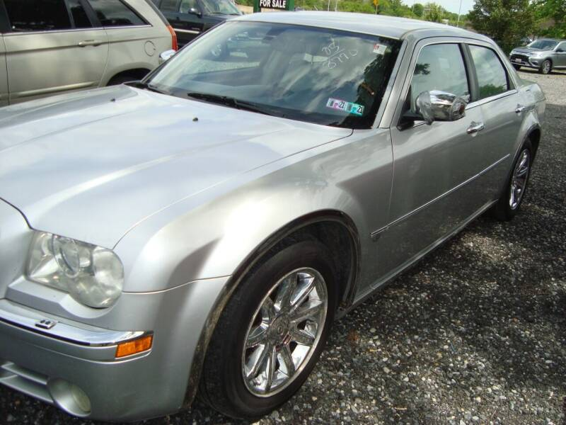 2005 Chrysler 300 for sale at Branch Avenue Auto Auction in Clinton MD
