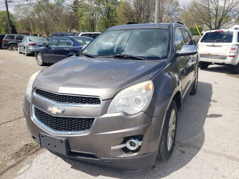 2010 Chevrolet Equinox for sale at D & D All American Auto Sales in Mt Clemens MI