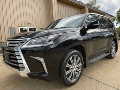2017 Lexus LX 570 for sale at Prime Auto Sales in Uniontown OH