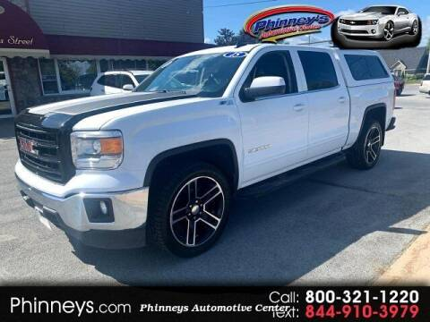 2015 GMC Sierra 1500 for sale at Phinney's Automotive Center in Clayton NY