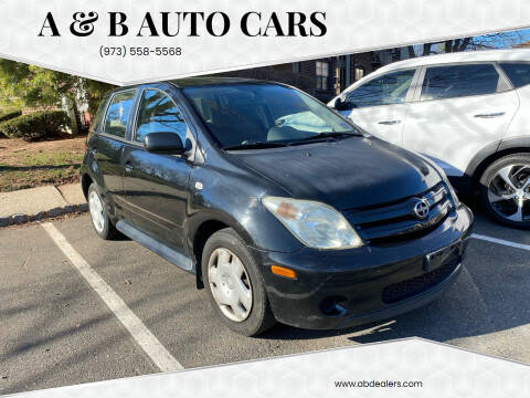 2005 Scion xA for sale at A & B Auto Cars in Newark NJ