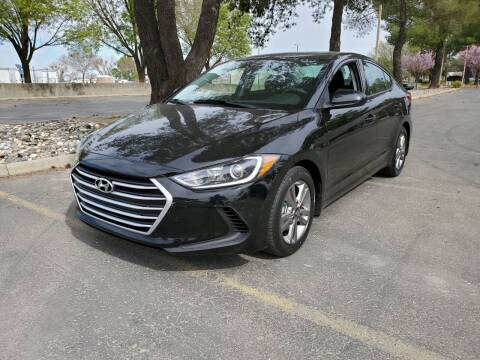 2018 Hyundai Elantra for sale at Matador Motors in Sacramento CA