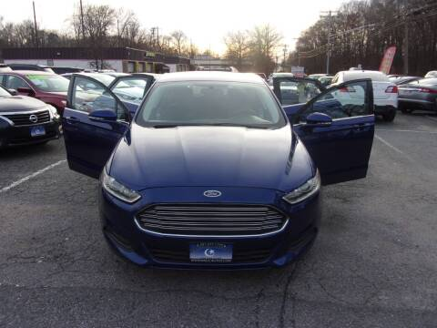 2014 Ford Fusion for sale at Balic Autos Inc in Lanham MD