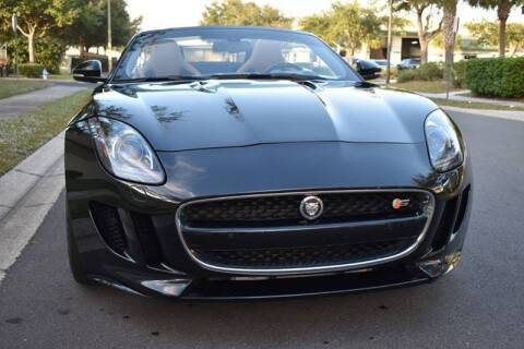 2014 Jaguar F-TYPE for sale at Monaco Motor Group in Orlando FL