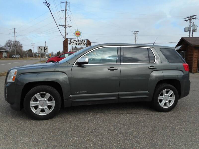 2013 GMC Terrain for sale at O K Used Cars in Sauk Rapids MN