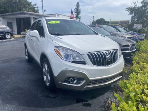 2015 Buick Encore for sale at Mike Auto Sales in West Palm Beach FL