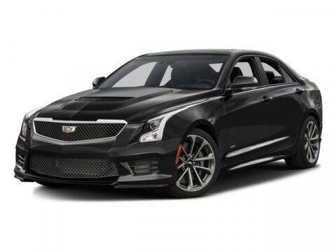 2018 Cadillac ATS-V for sale at BIG STAR HYUNDAI in Houston TX