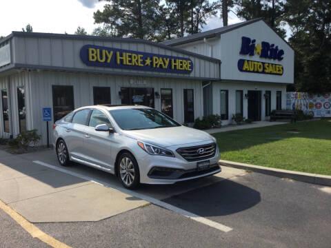 2017 Hyundai Sonata for sale at Bi Rite Auto Sales in Seaford DE