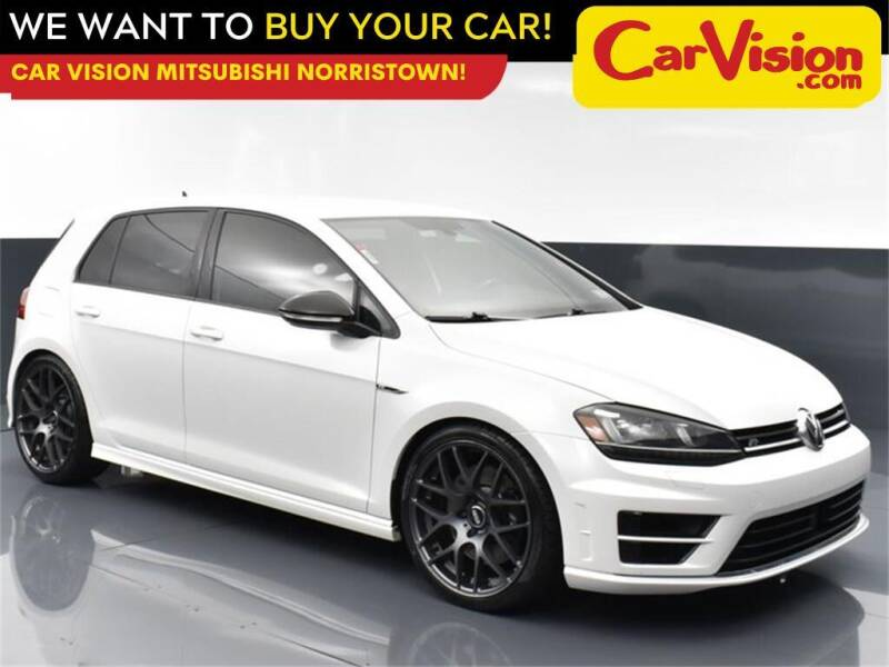 2017 Volkswagen Golf R for sale at Car Vision Mitsubishi Norristown in Trooper PA