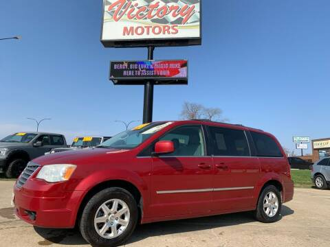 2009 Chrysler Town and Country for sale at Victory Motors in Waterloo IA