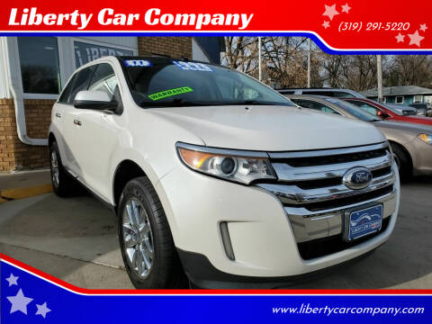 2011 Ford Edge for sale at Liberty Car Company in Waterloo IA