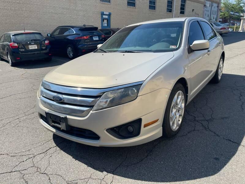 2010 Ford Fusion for sale at Alexandria Auto Sales in Alexandria VA