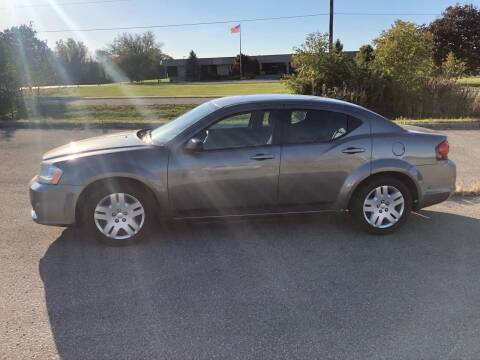 2012 Dodge Avenger for sale at Certified Auto Exchange in Indianapolis IN