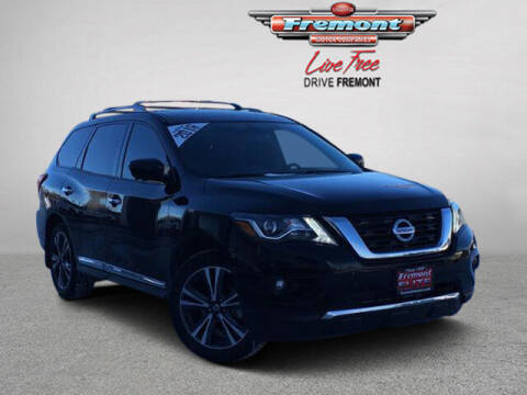 2019 Nissan Pathfinder for sale at Rocky Mountain Commercial Trucks in Casper WY