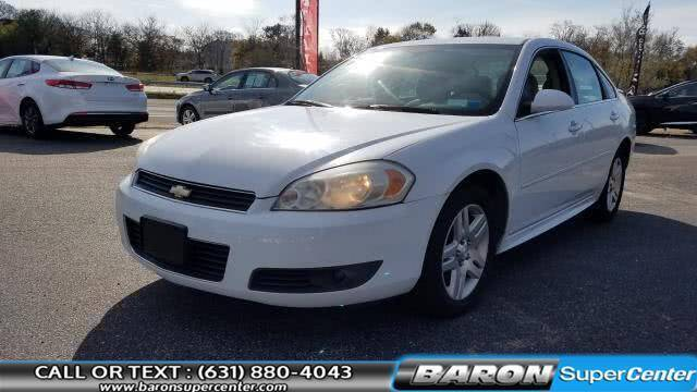 2011 Chevrolet Impala for sale at Baron Super Center in Patchogue NY