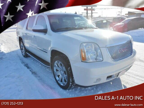 2010 GMC Yukon XL for sale at Dales A-1 Auto Inc in Jamestown ND
