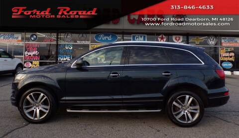 2011 Audi Q7 for sale at Ford Road Motor Sales in Dearborn MI