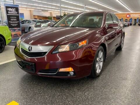 2012 Acura TL for sale at Dixie Imports in Fairfield OH