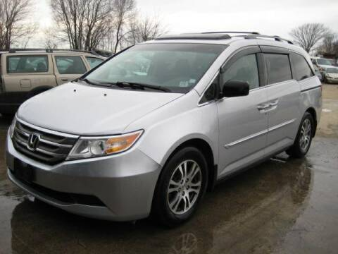 2011 Honda Odyssey for sale at Carz R Us 1 Heyworth IL in Heyworth IL