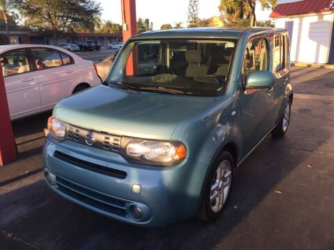 2009 Nissan cube for sale at Regal Cars of Florida-Clearwater Hybrids in Clearwater FL