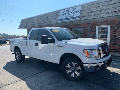 2012 Ford F-150 for sale at Allen Motor Company in Eldon MO