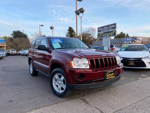2007 Jeep Grand Cherokee for sale at Save Auto Sales in Sacramento CA
